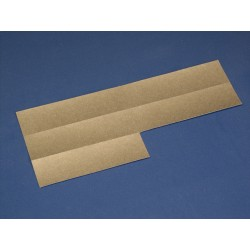 Papier-Einlage zu Modell 1501 silber  -  20 Blatt A4